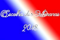 Escolha das Soberanas 2018