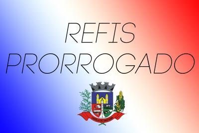 REFIS PRORROGADO
