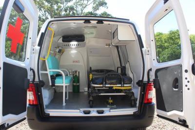 Município conta com nova ambulância