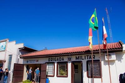 Município de Capela de Santana agora possui Cercamento Eletrônico